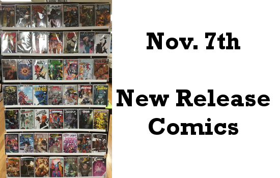 Nov 7th New Release Comics