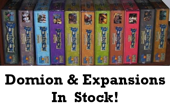 Dominion Restocked with all Expansions