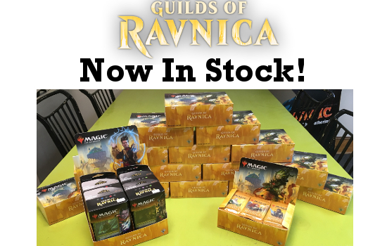 Guilds of Ravnica Now In Stock