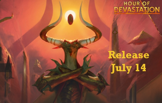 Hour of Devastation Release July 14th