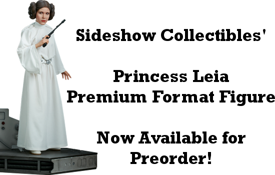 Leia Premium Format Figure Available for Preorder