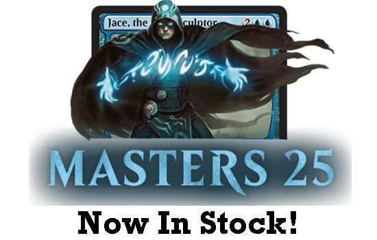 Masters 25 Now In Stock