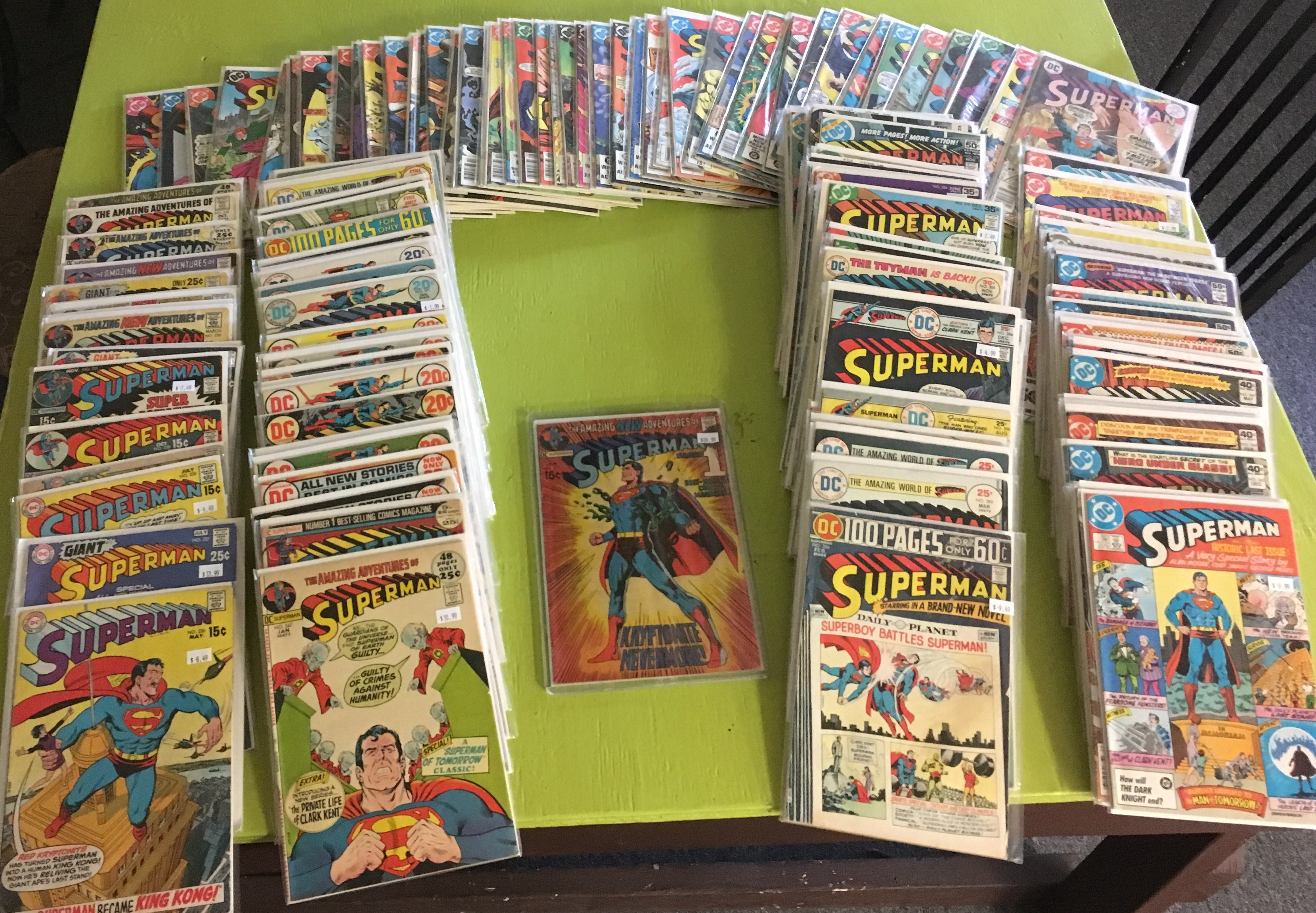 New Superman Comics In Stock