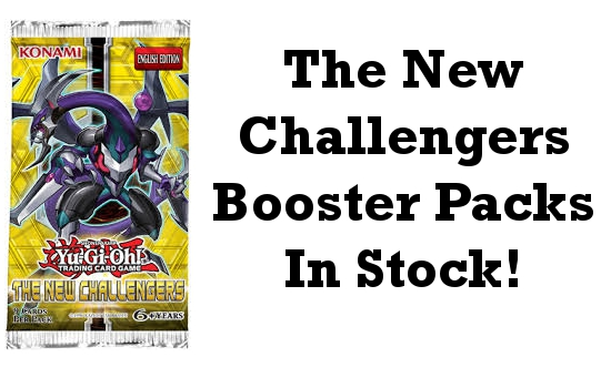 The New Challengers Booster Packs In Stock