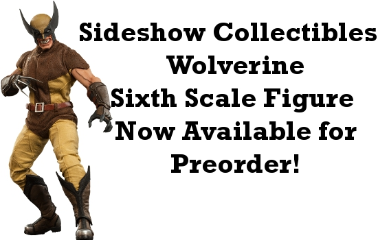 Wolverine Sixth Scale Figure Available for Preorder