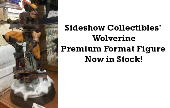 Wolverine Perium Format Figure is Now in Stock!