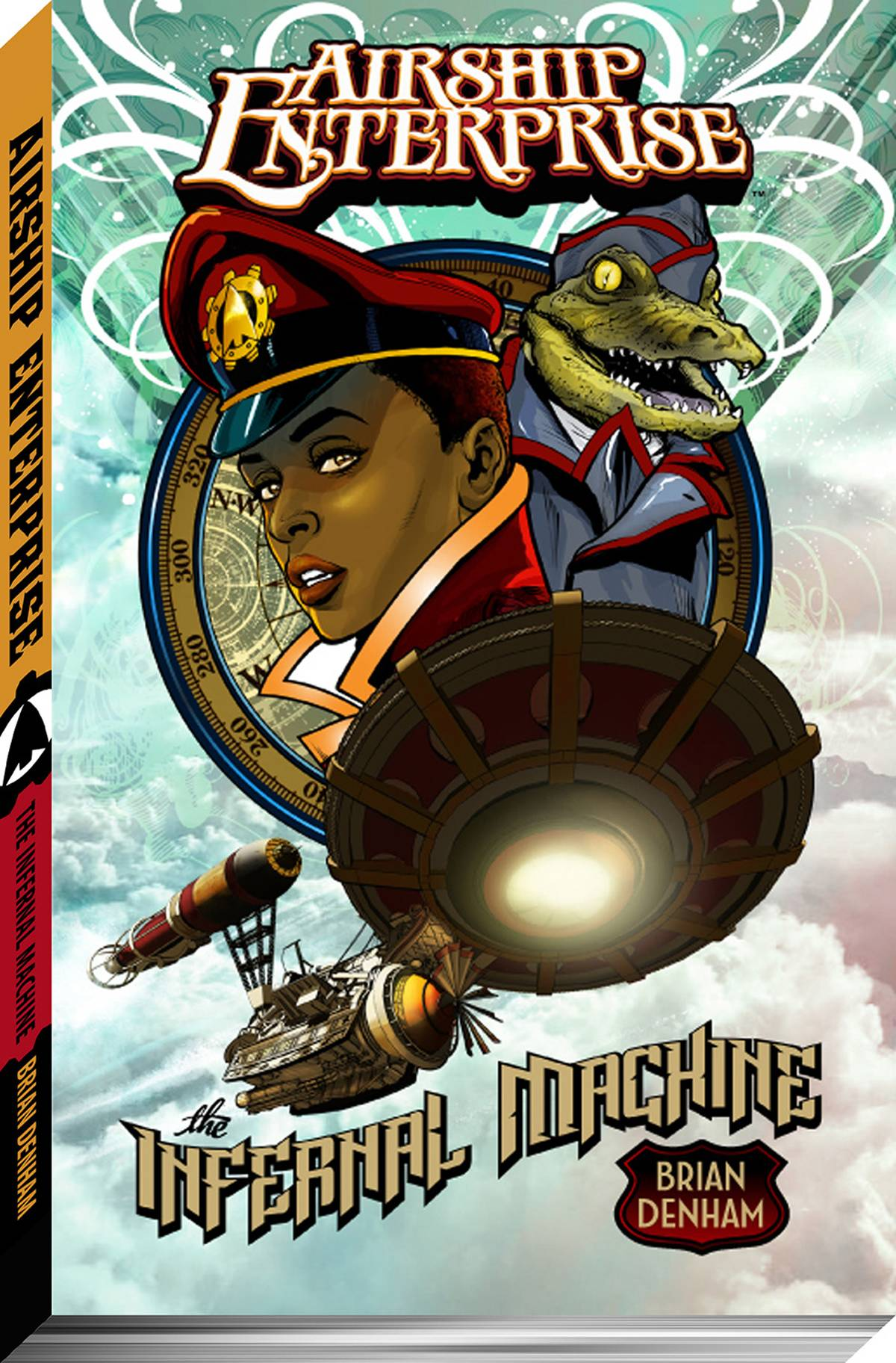 Airship Enterprise TP Vol 1 Infernal Machine