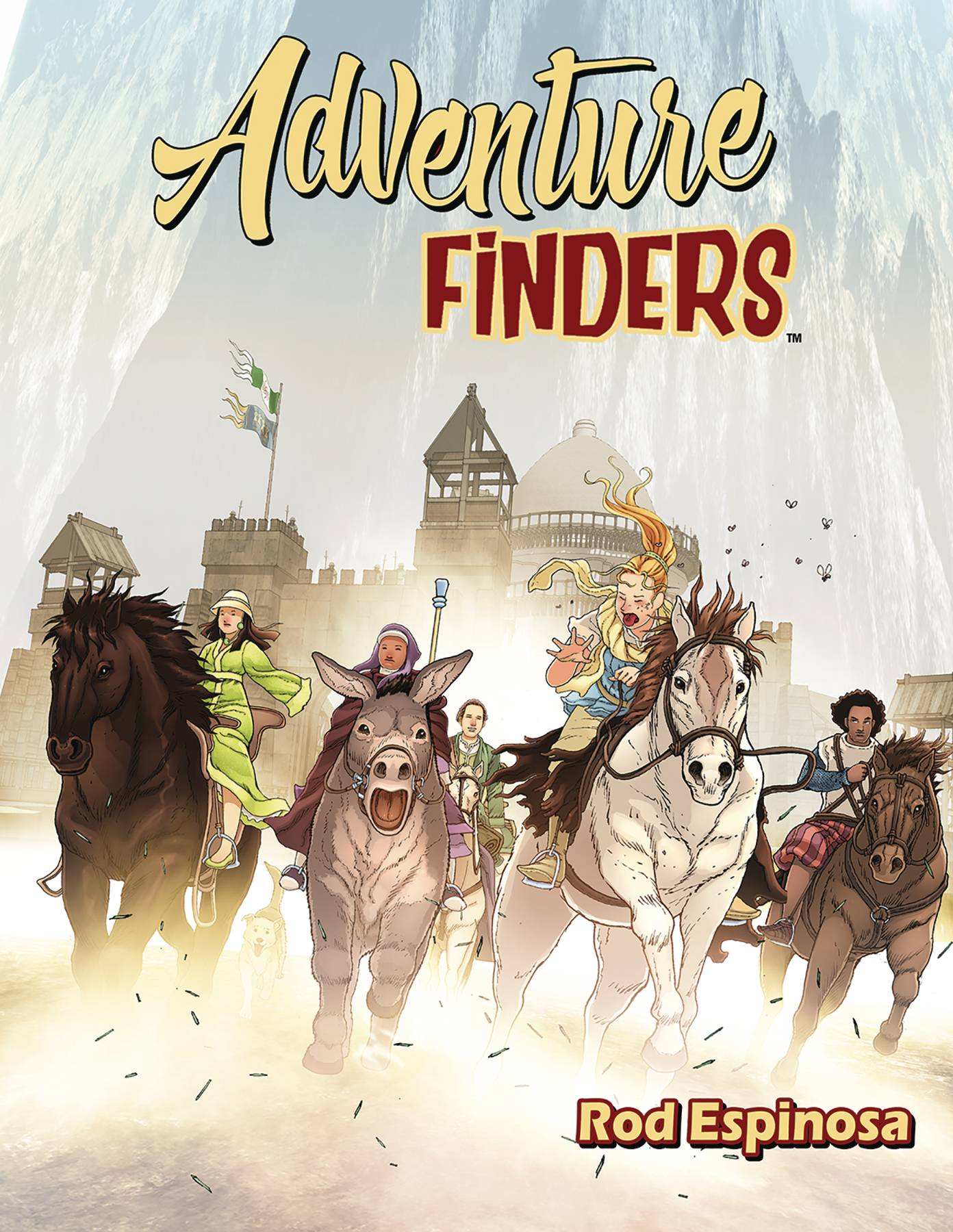 Adventure Finders TP Vol 1