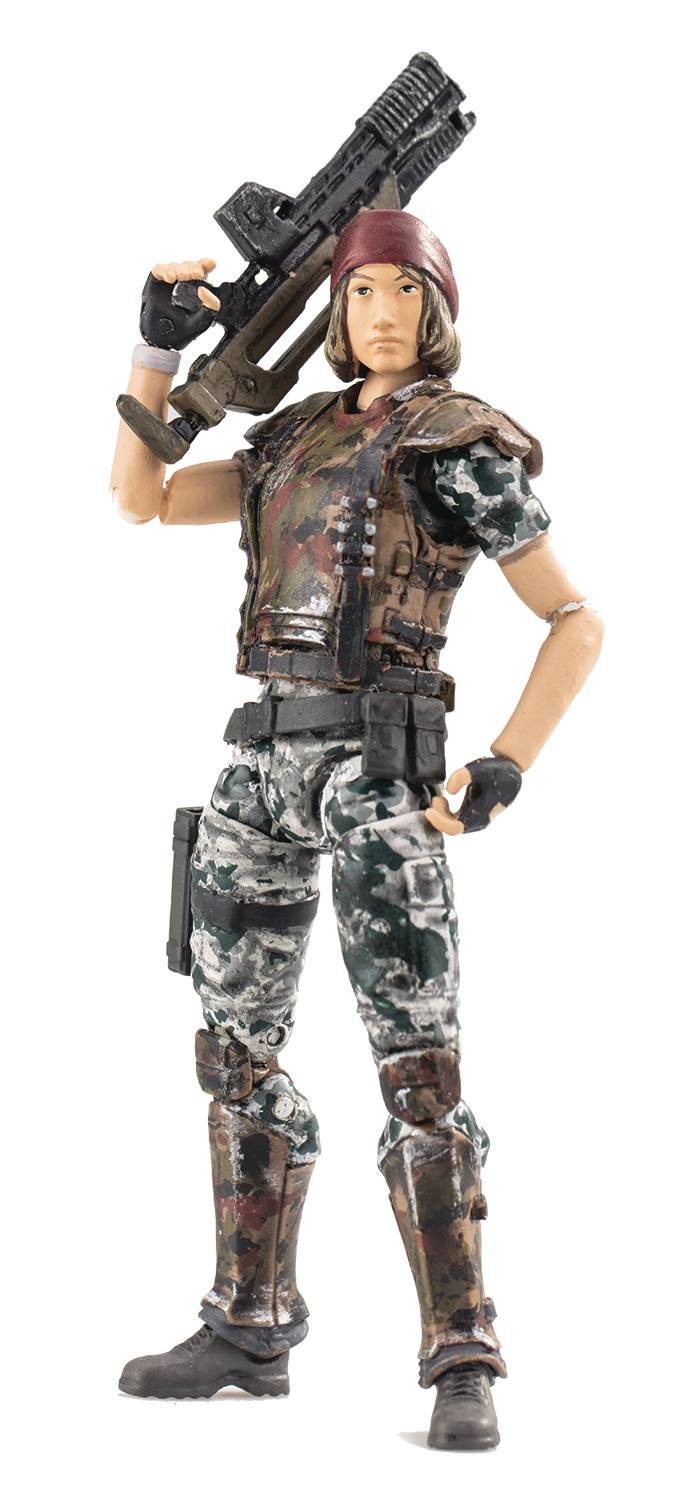 Aliens Colonial Marine Redding Previews Exclusive 1/18 Scale Figure
