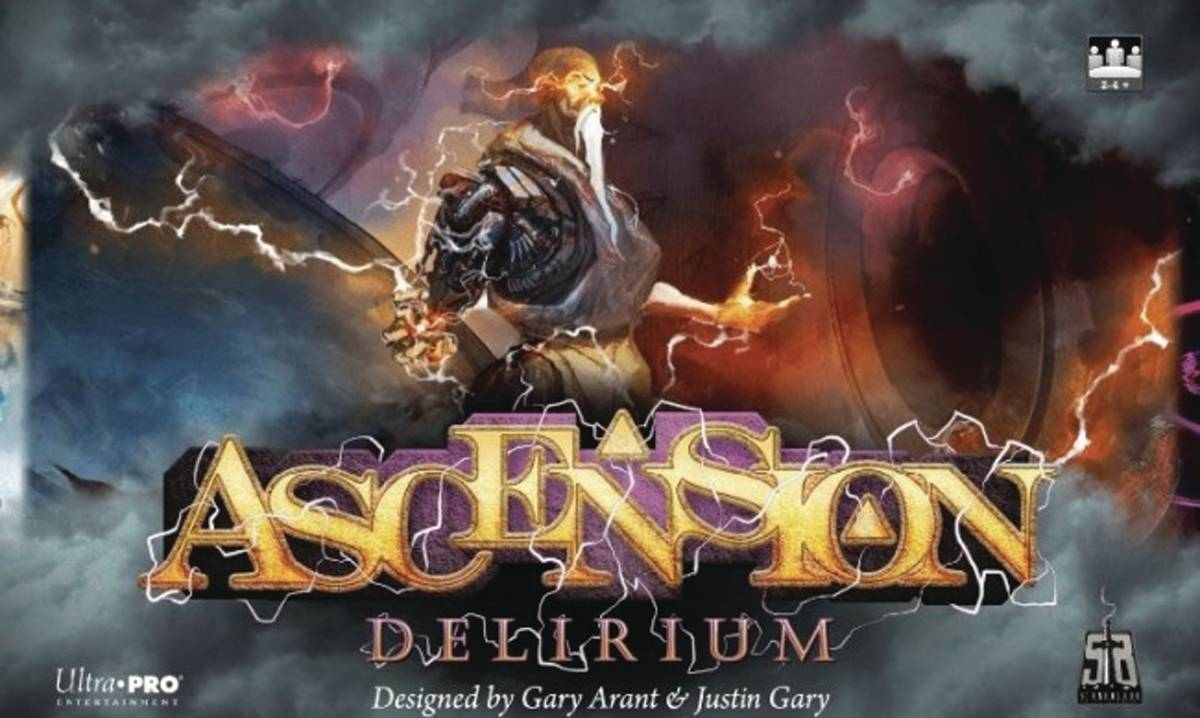 Ascension Delirum Deck Building Game