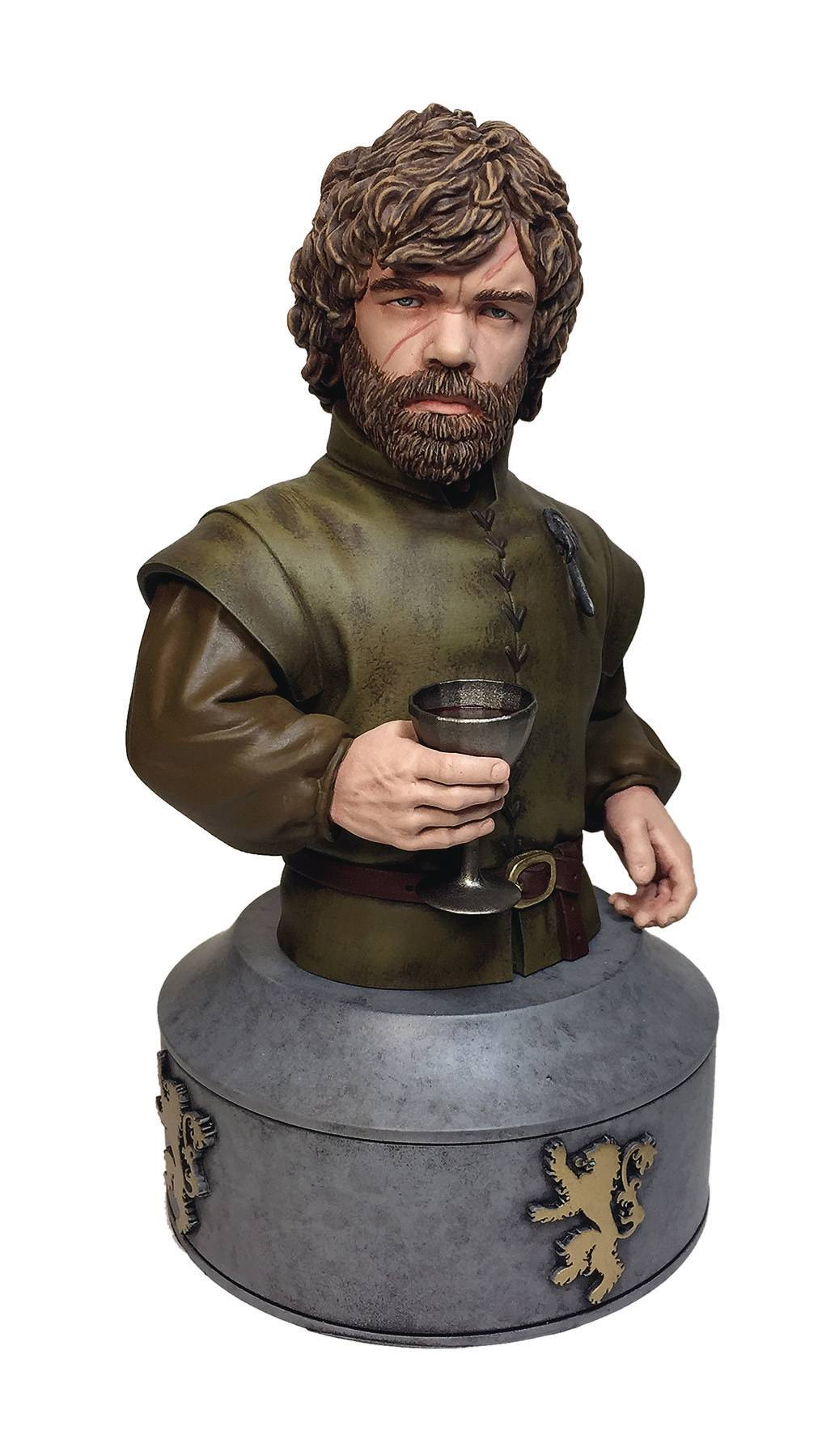 Got Tyrion Lannister Hand of The Queen Bust
