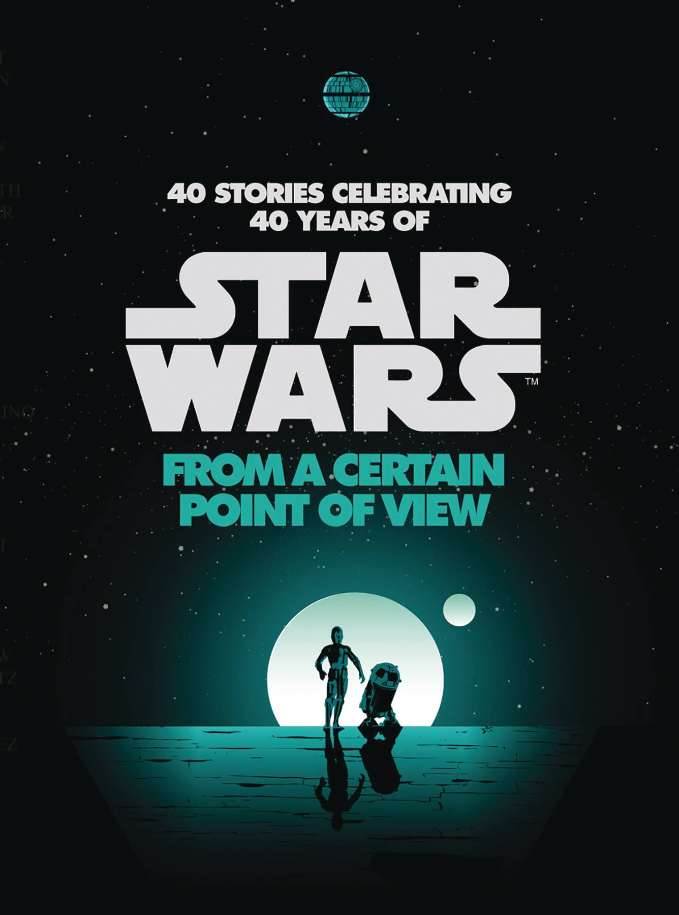 Star Wars From A Certain Point of View 40 Stories HC