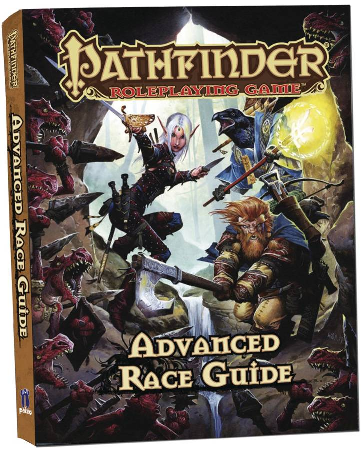 Pathfinder Rpg Advanced Race Guide Pocket Ed