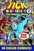 Tick Color Series Comp Works TP Vol 2