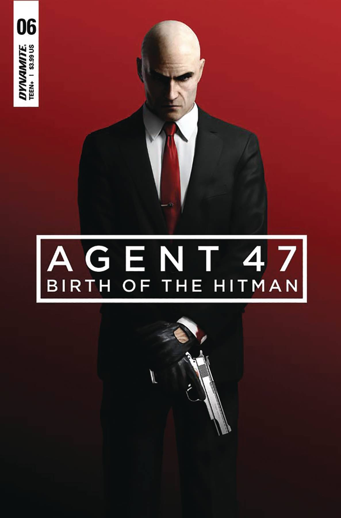 Agent 47 Birth of Hitman