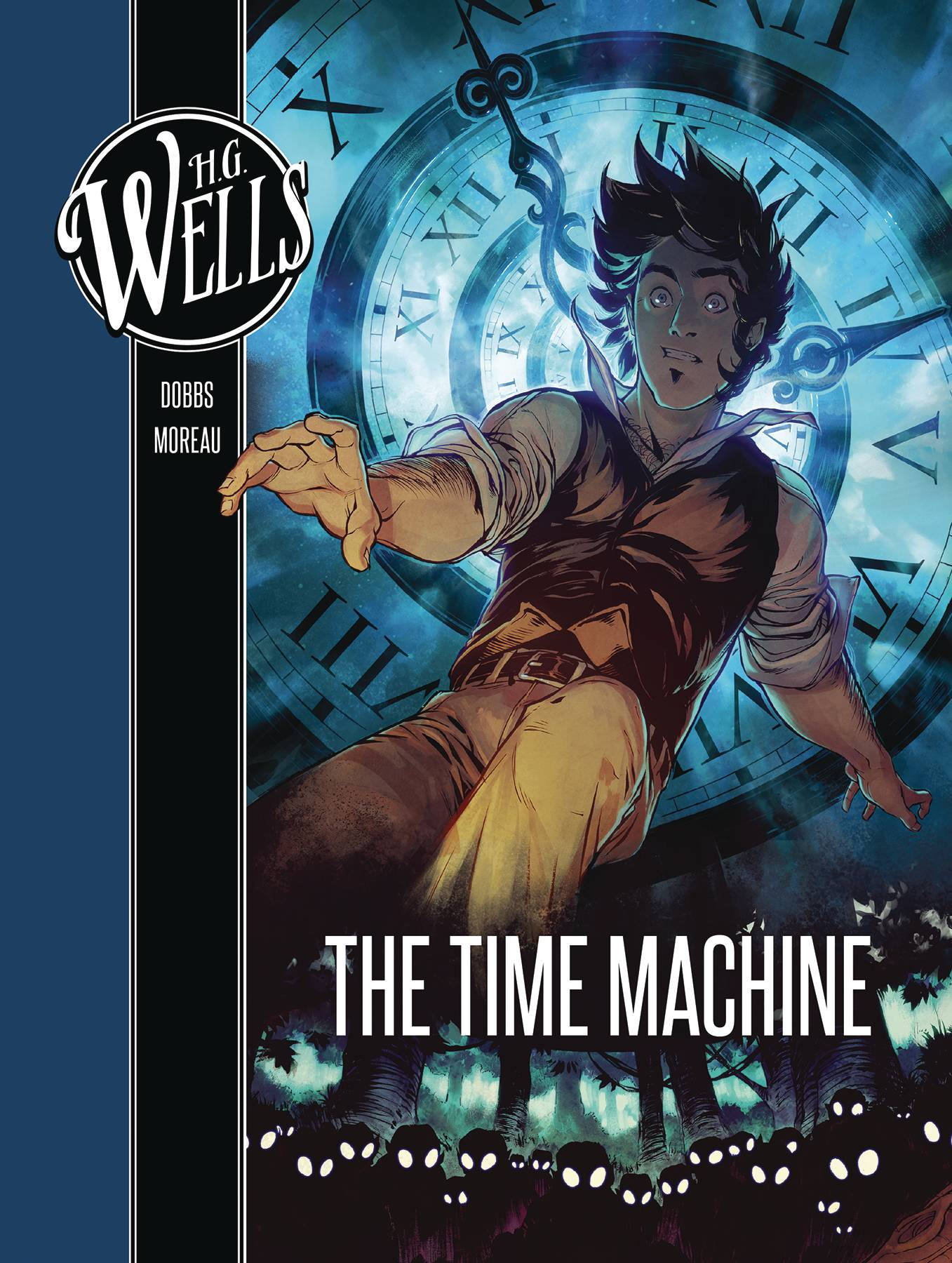 Hg Wells Time Machine GN