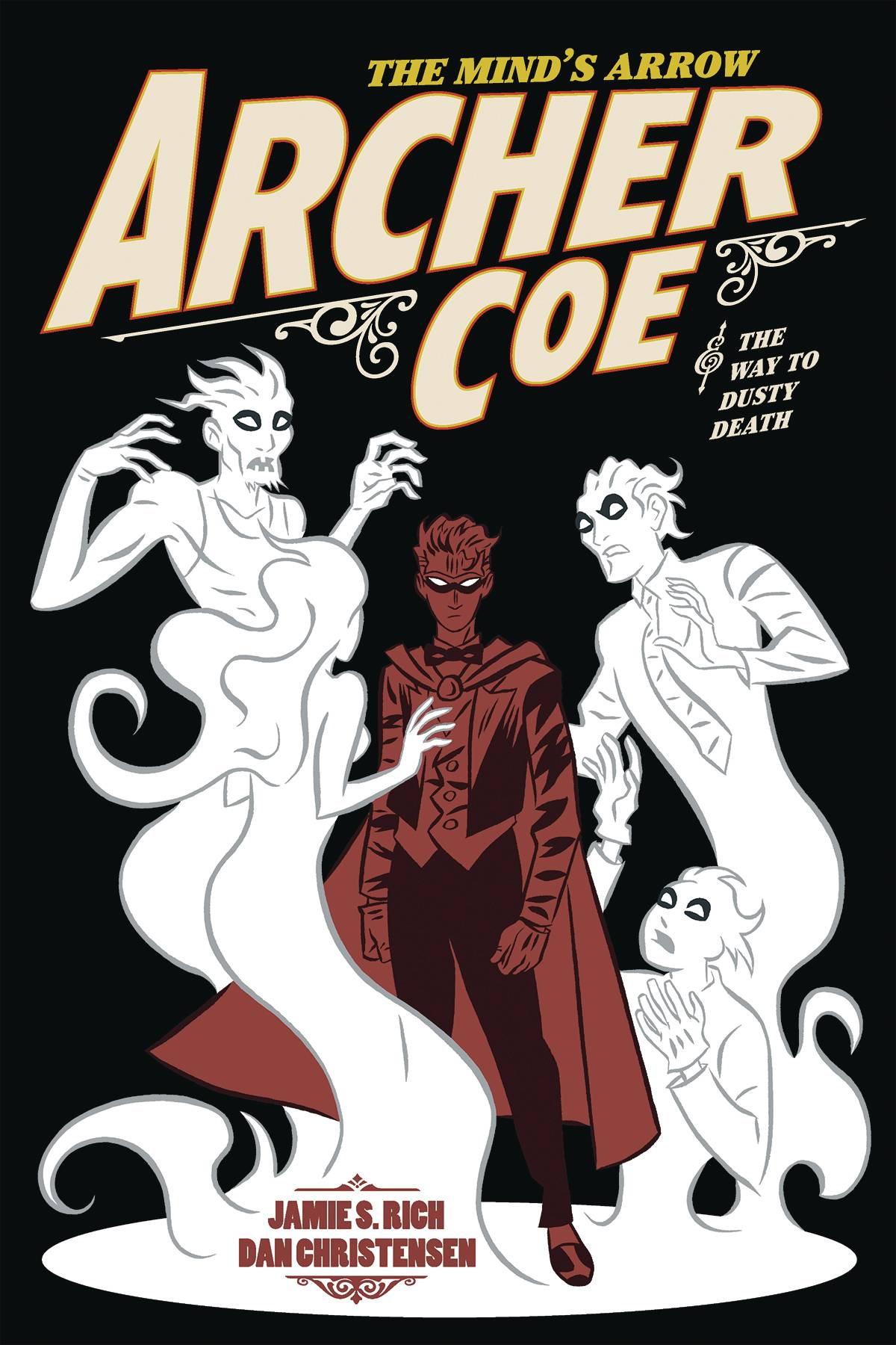 Archer Coe GN Vol 2 Way of Dusty Death