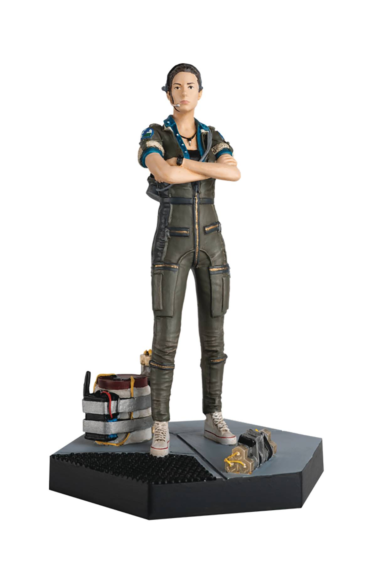 Alien Predator Figure Coll #34 Amanda Ripley From Alien Isolati