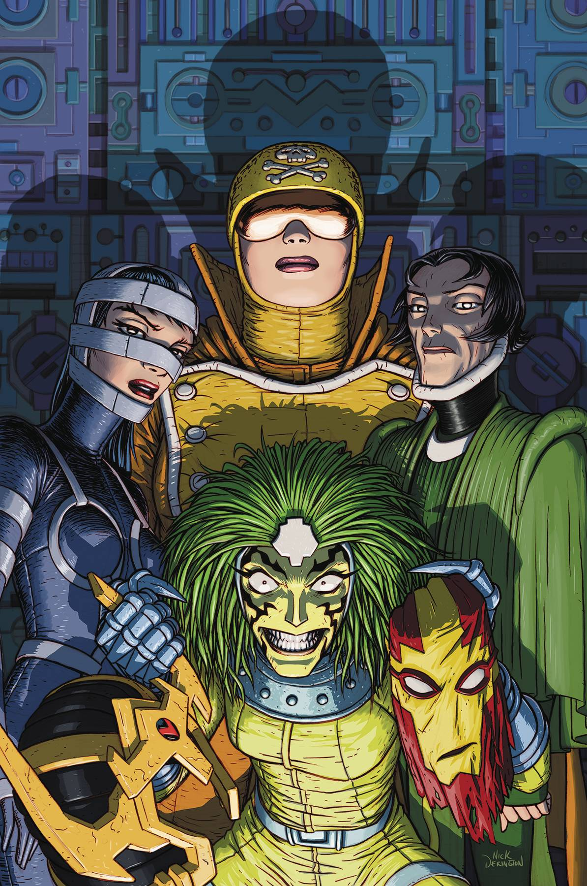 Mister Miracle (Vol 4)