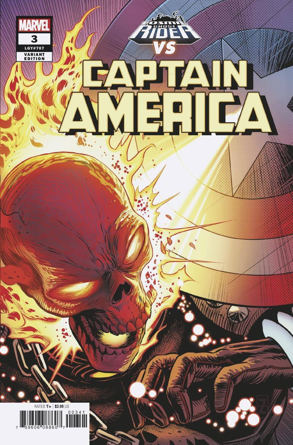 Captain America (Vol 9)
