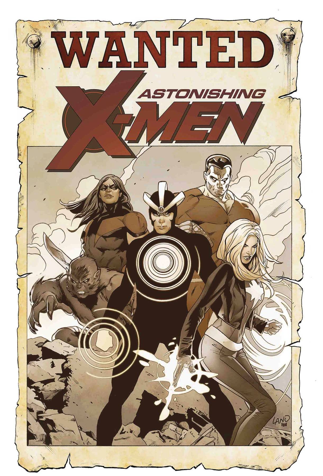 Astonishing X-Men (Vol 4)