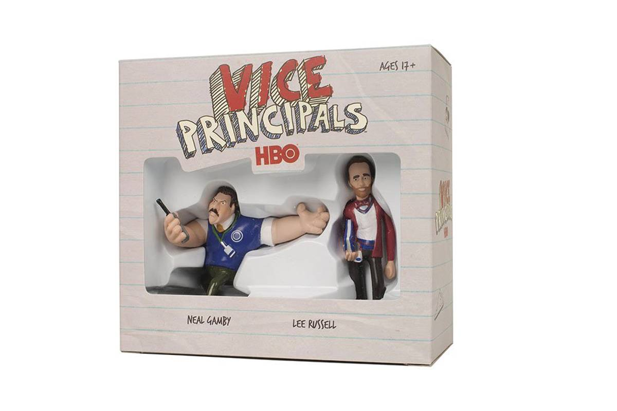 Vice Principals Neal Gamby & Lee Russell Vinyl Figure 2pk