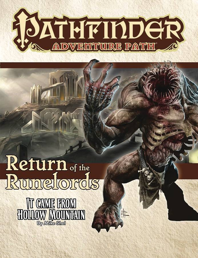 Pathfinder Adv Path Return of Runelords Part 2 of 6