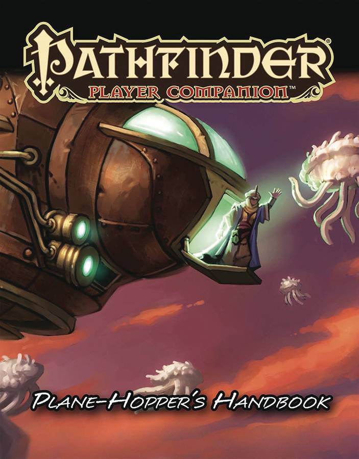 Pathfinder Player Companion Plane Hopper Handbook