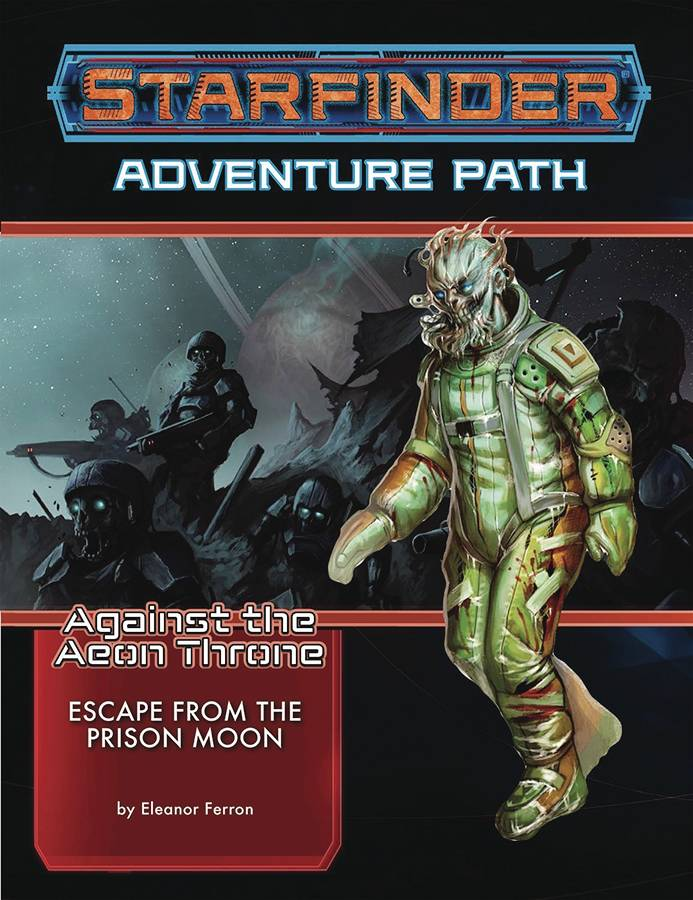 Starfinder Adv Path Aeon Throne Part 2 of 3