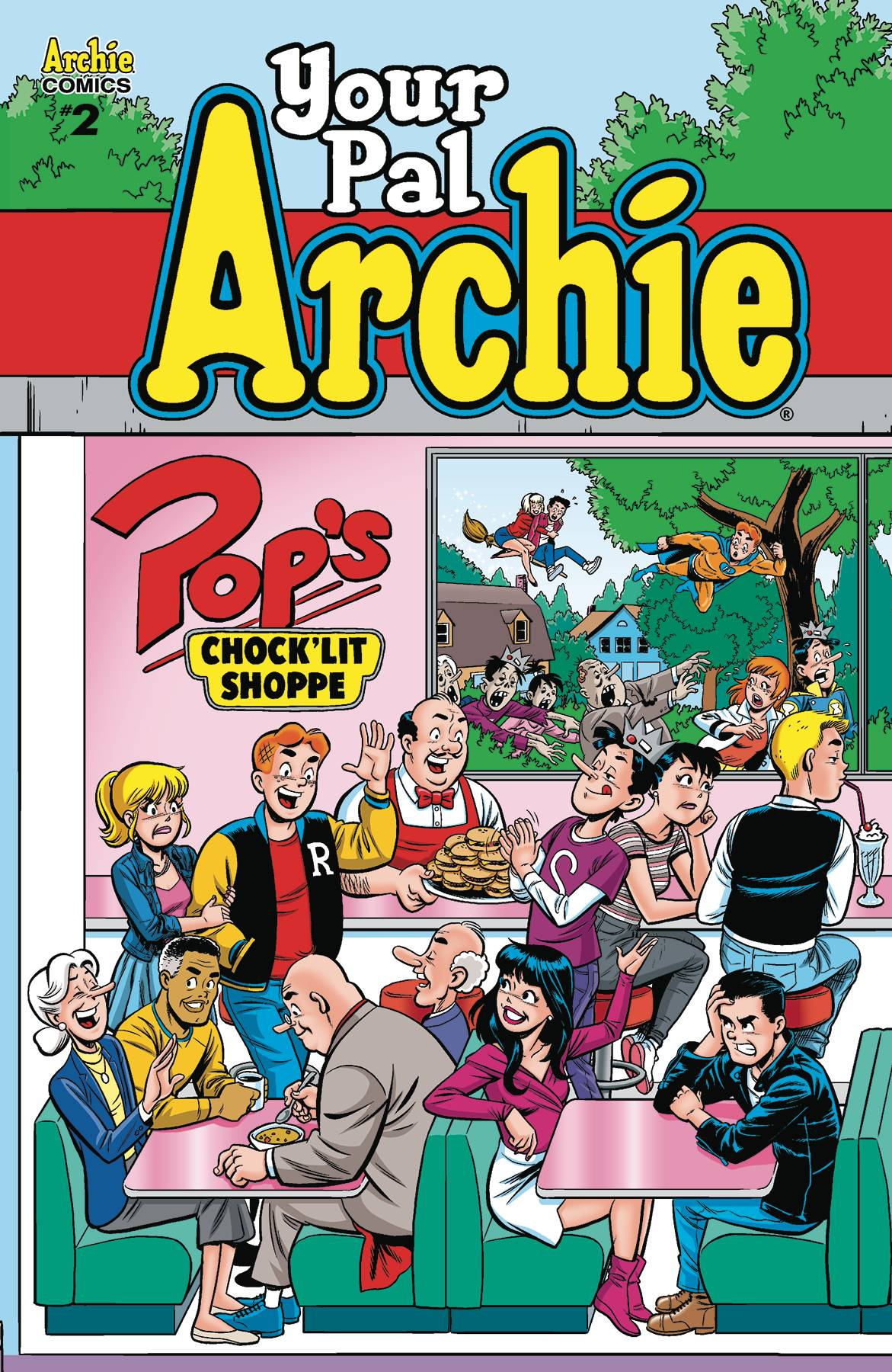 All New Classic Archie Your Pal Archie