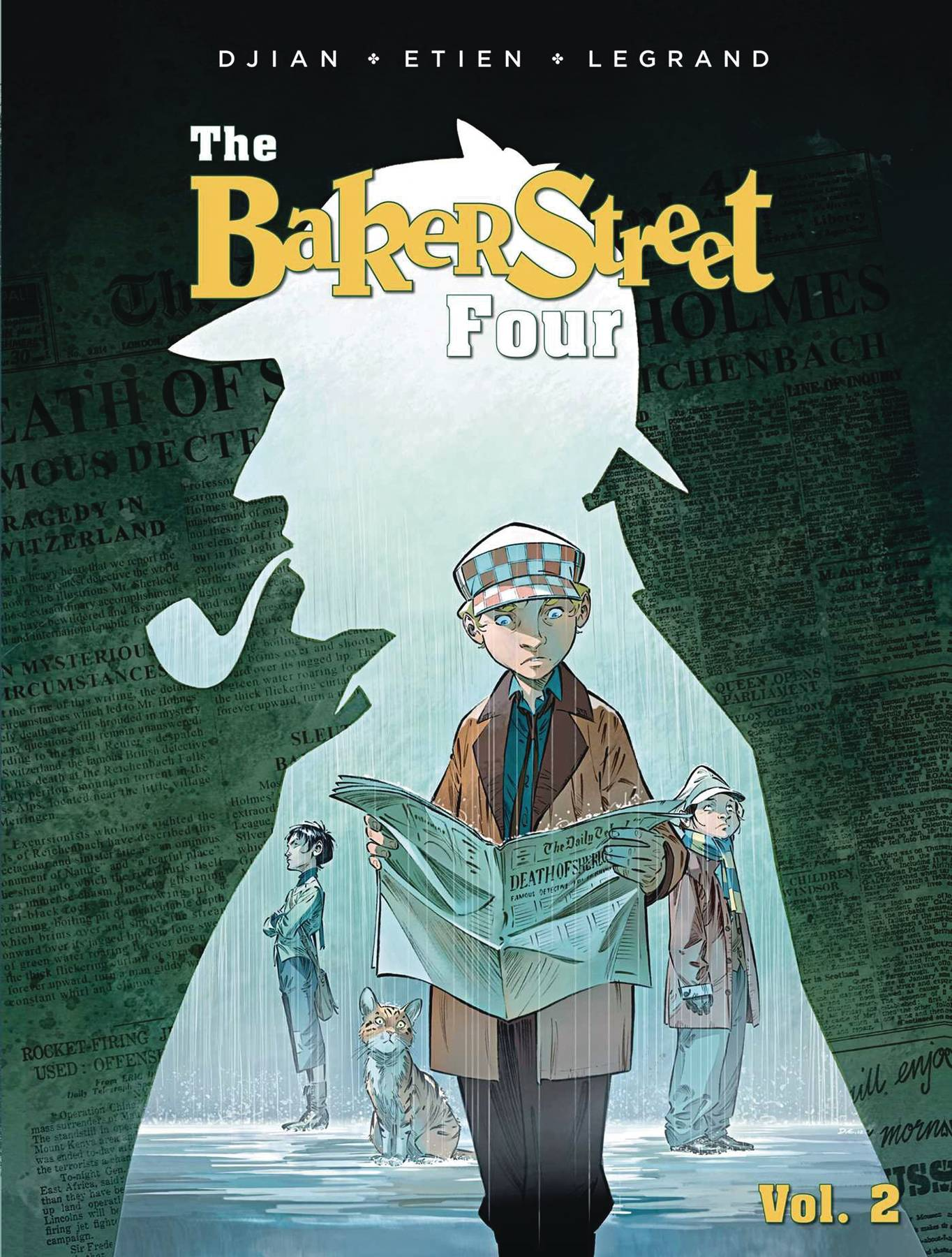 Baker Street Four GN Vol 2