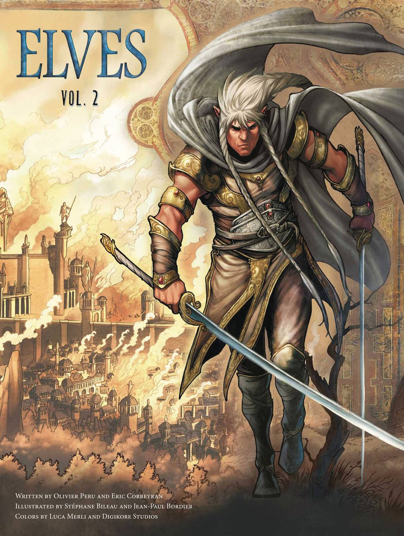 Elves GN Vol 2