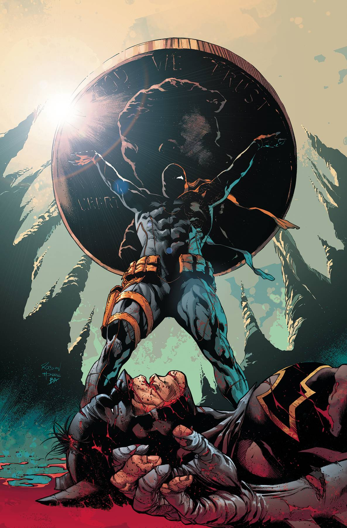 Deathstroke (Vol 3)