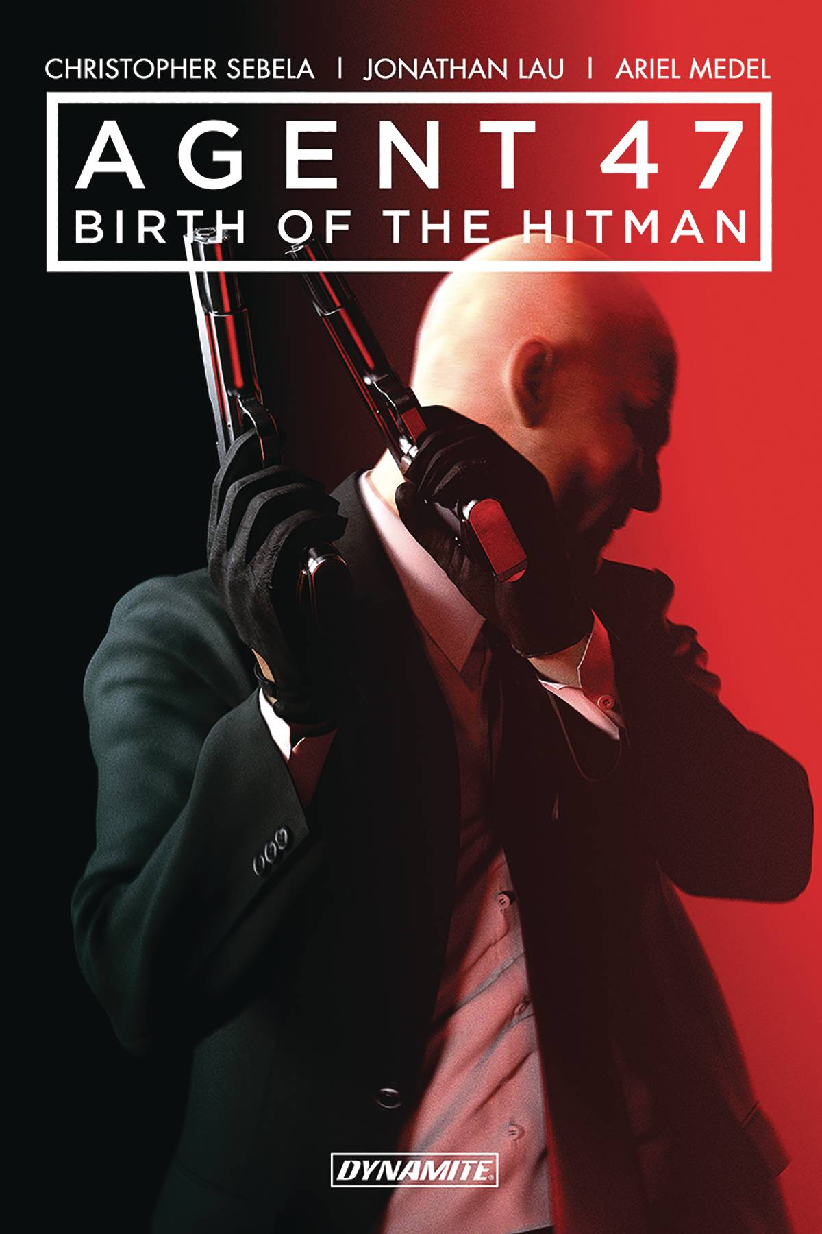 Agent 47 GN Vol 1 Birth of Hitman