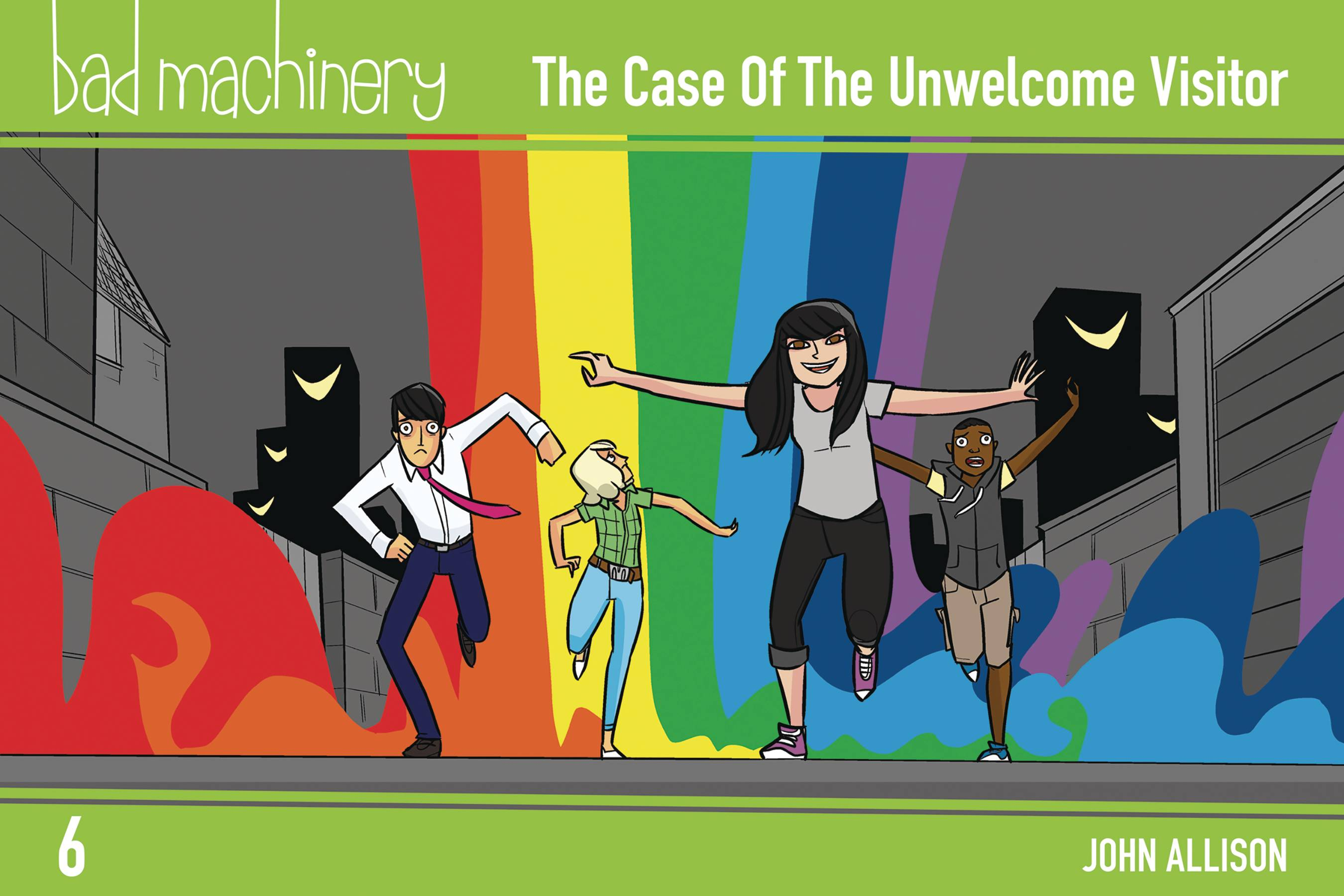 Bad Machinery Pocket Ed GN Vol 6