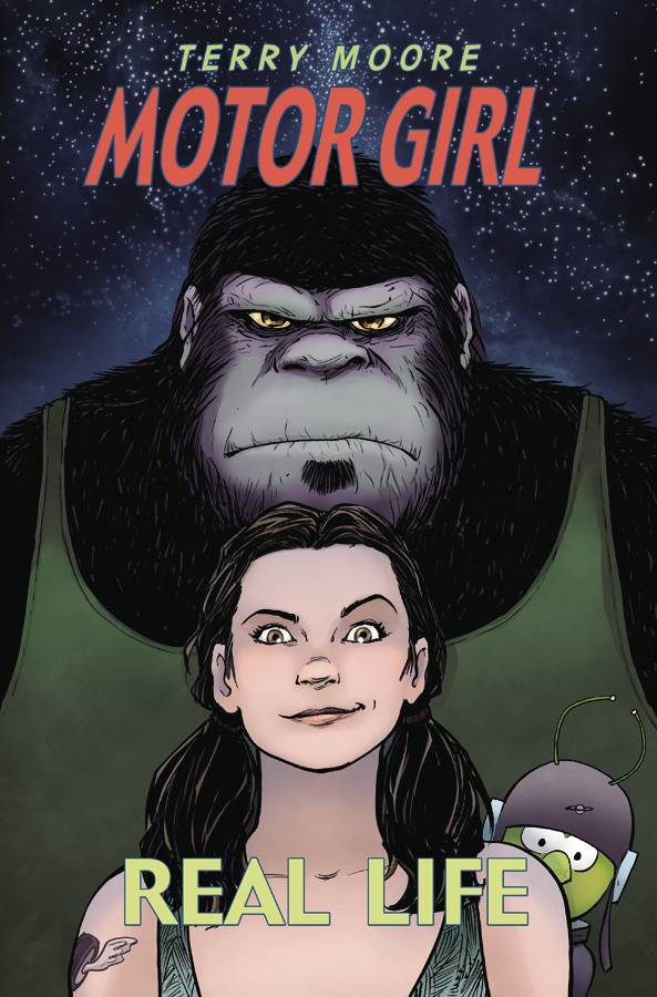 Motor Girl TP Vol 1 Real Life