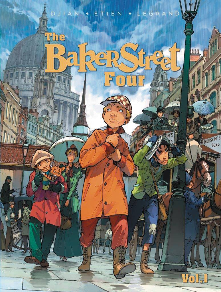 Baker Street Four GN Vol 1