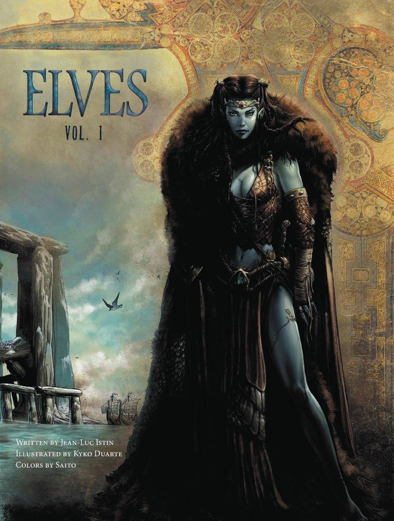 Elves GN Vol 1