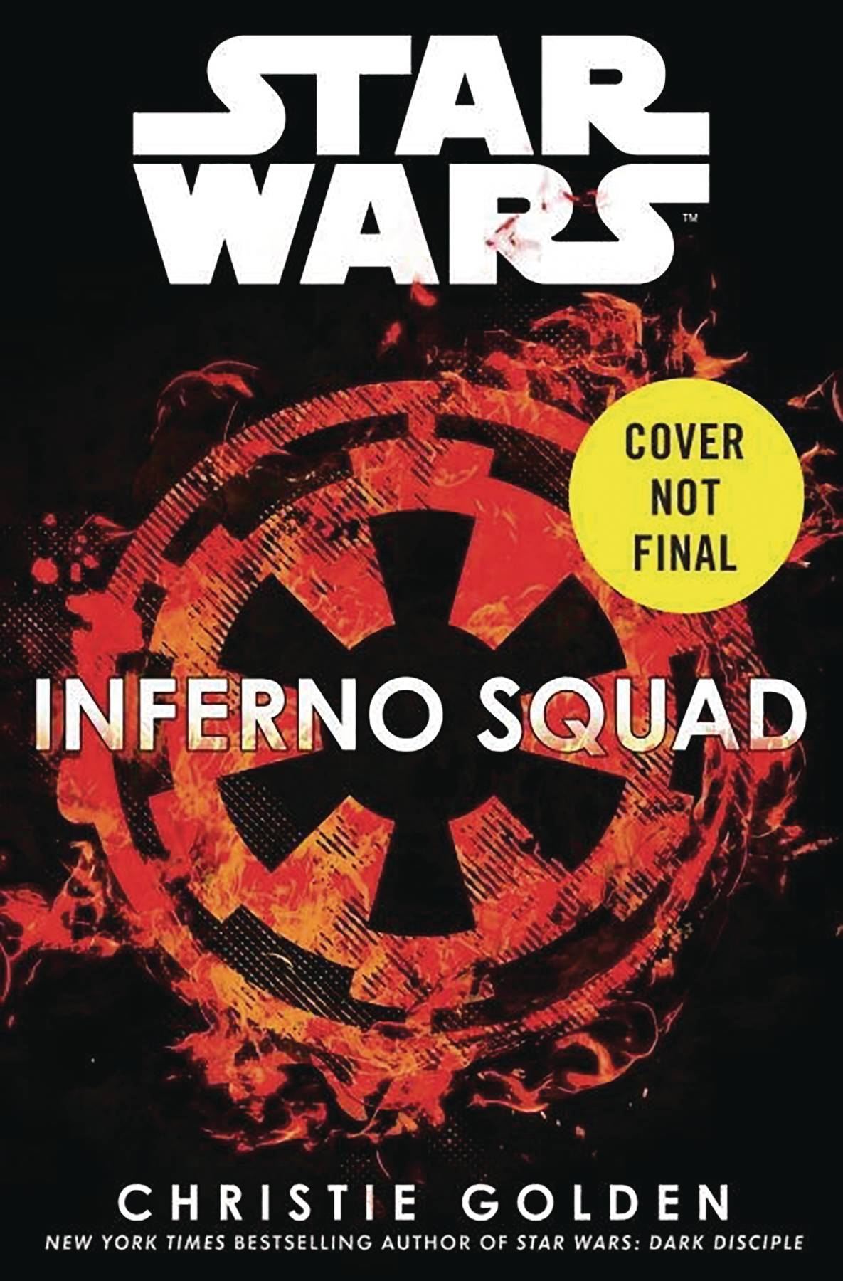 Star Wars Inferno Squad HC