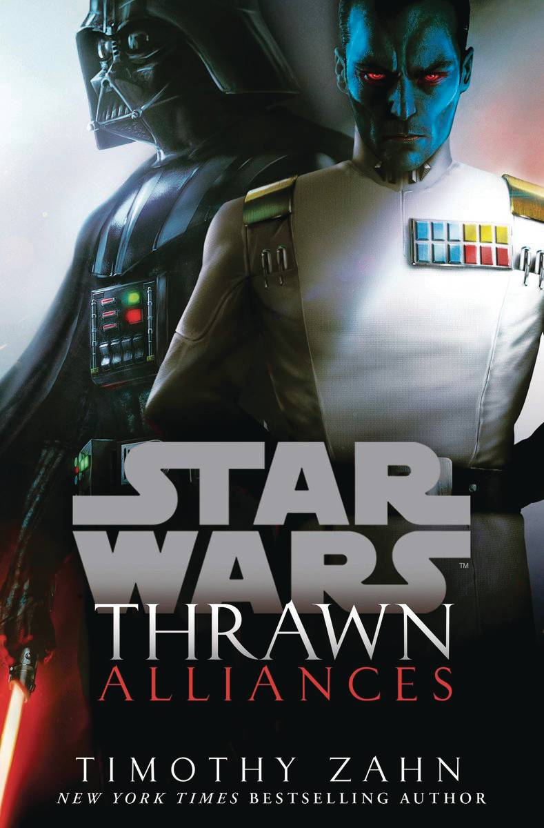 Star Wars Thrawn Alliances HC