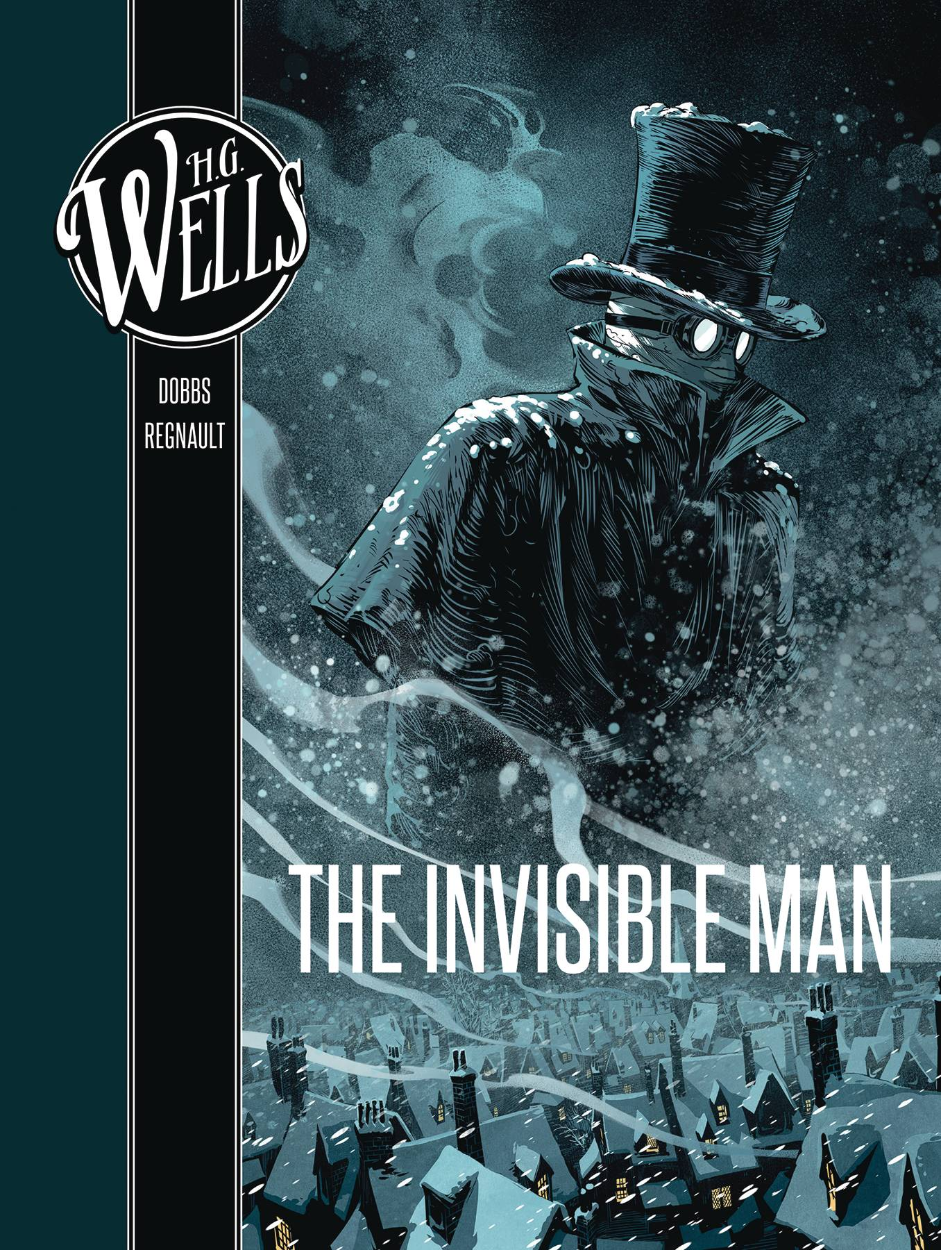 H G Wells Invisible Man GN