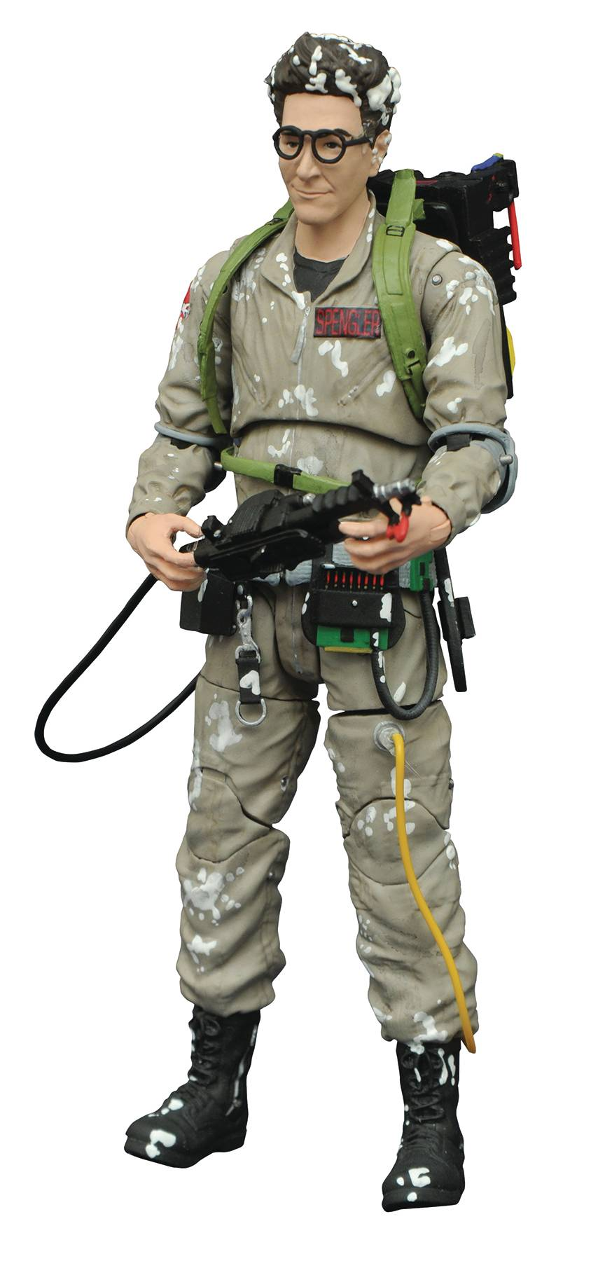 Ghostbusters Marshmallow Egon Action Figure Previews Exclusive