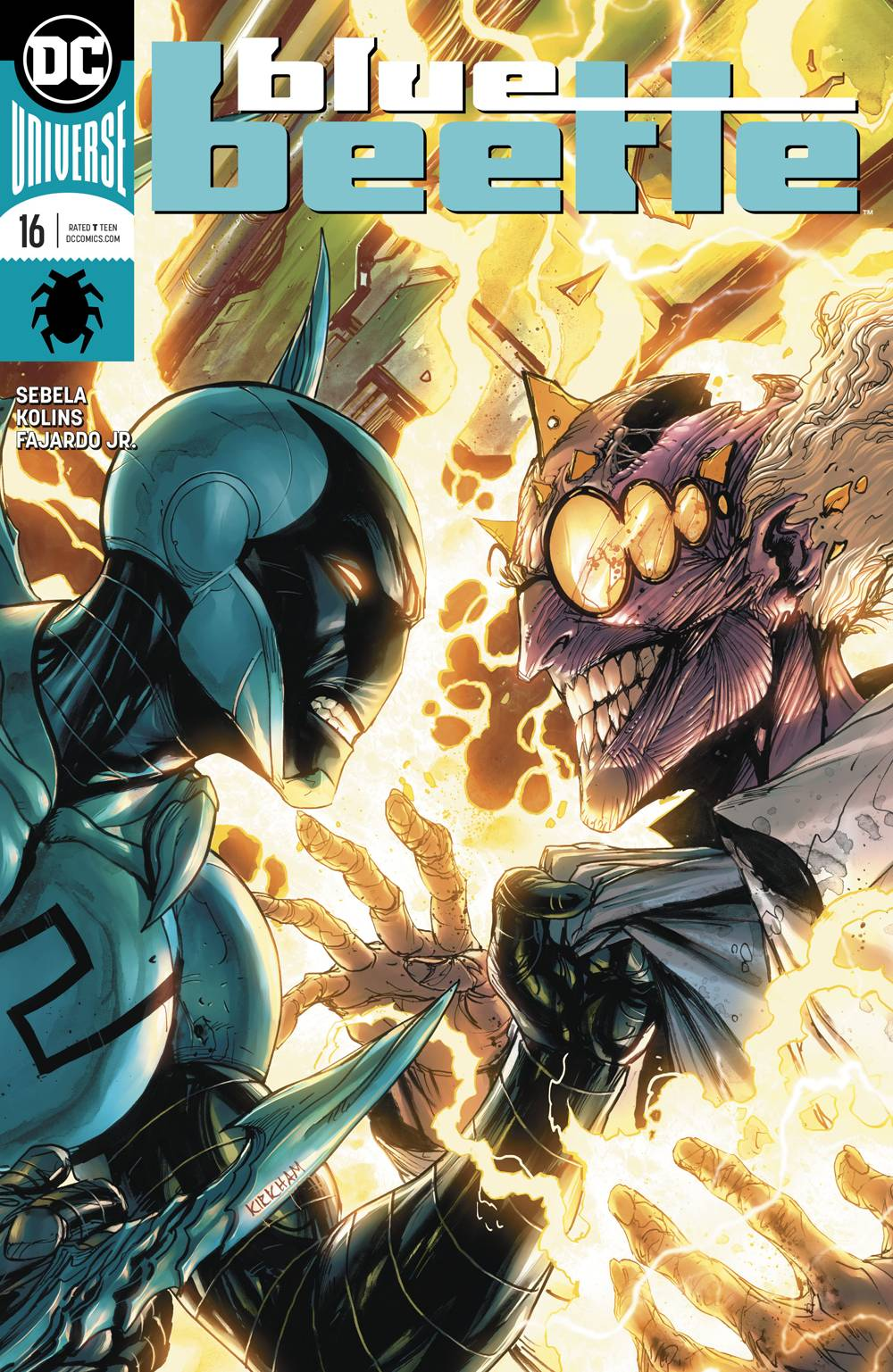 Blue Beetle (Vol 8)