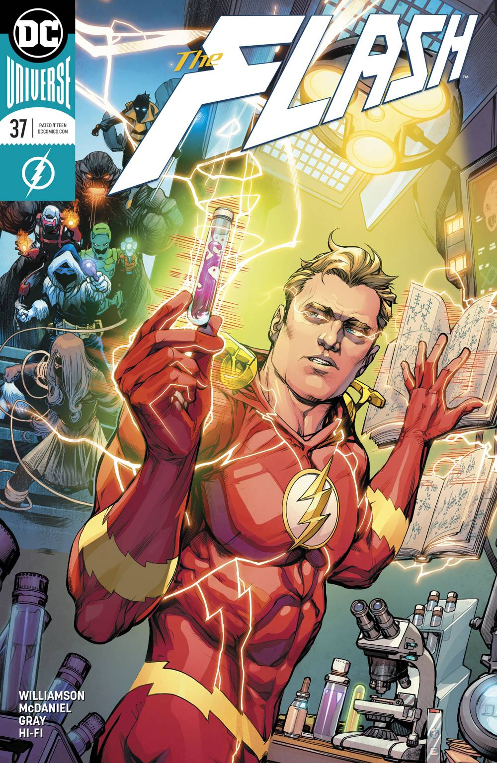 Flash (Vol 5)