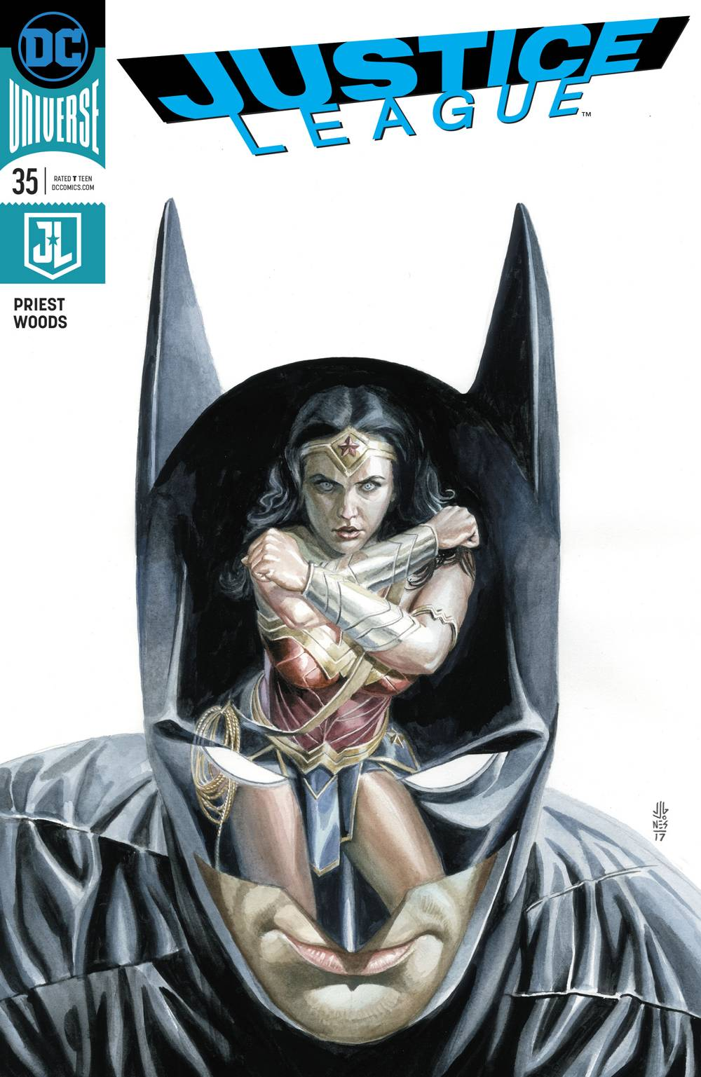 Justice League (Vol 3)
