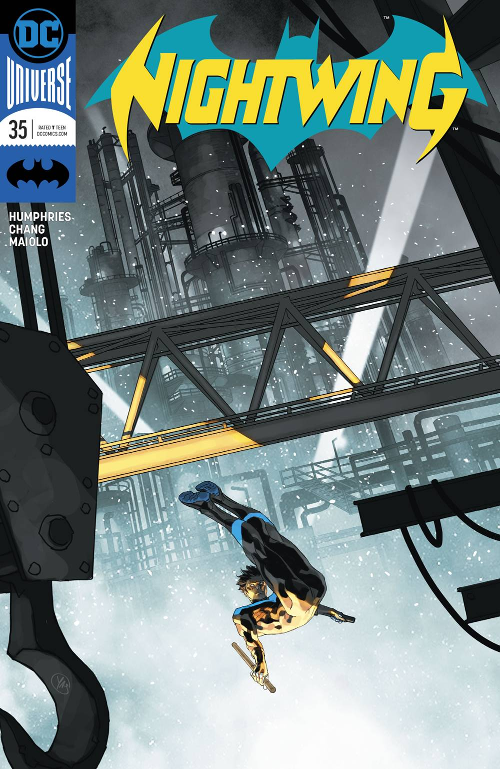 Nightwing (Vol 3)