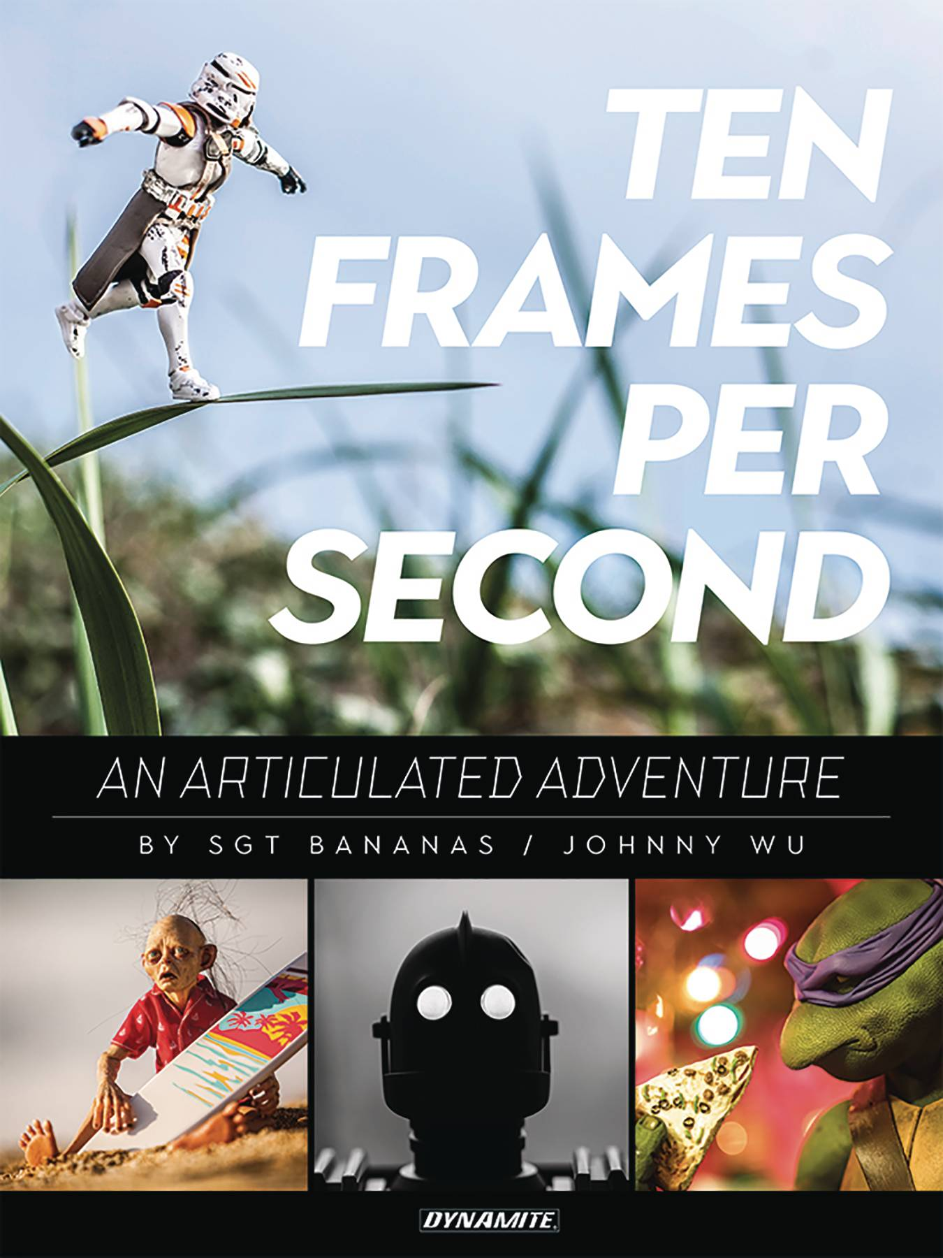 10 Frames Per Second Articulated Adventure HC