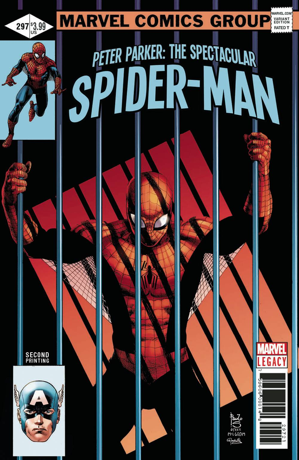 Peter Parker Spectacular Spider-Man
