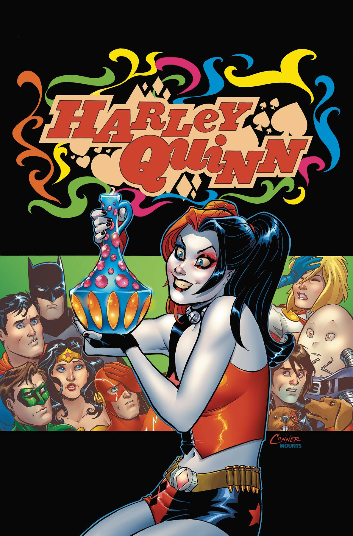 Harley Quinn Be Careful What You Wish For