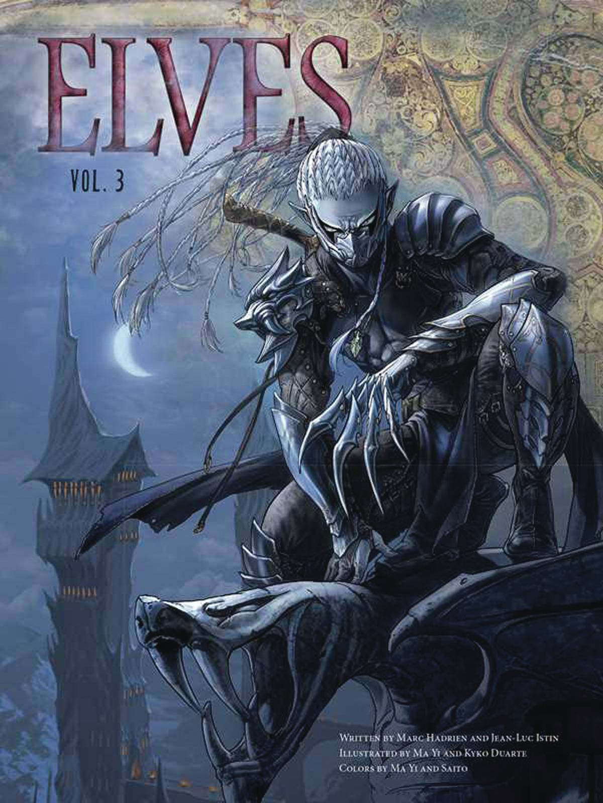 Elves GN Vol 3